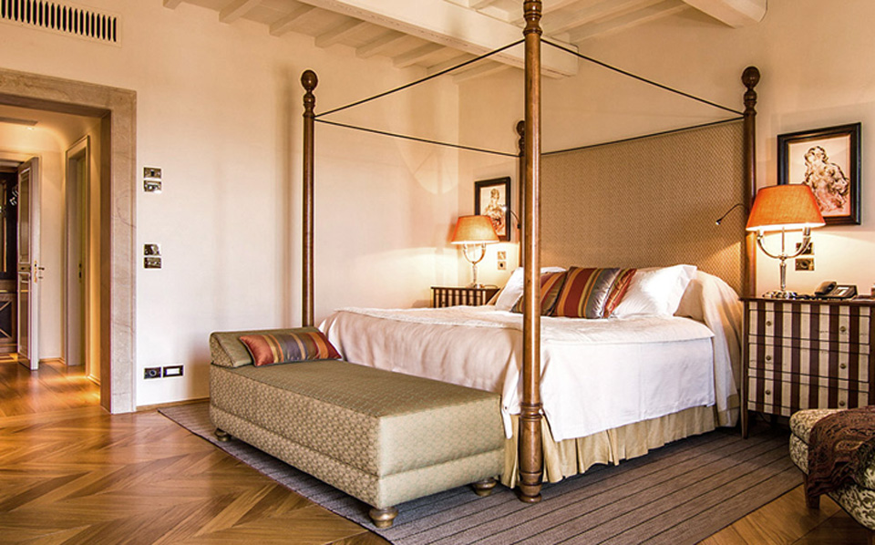 CdB - Terrace Suite Bedroom