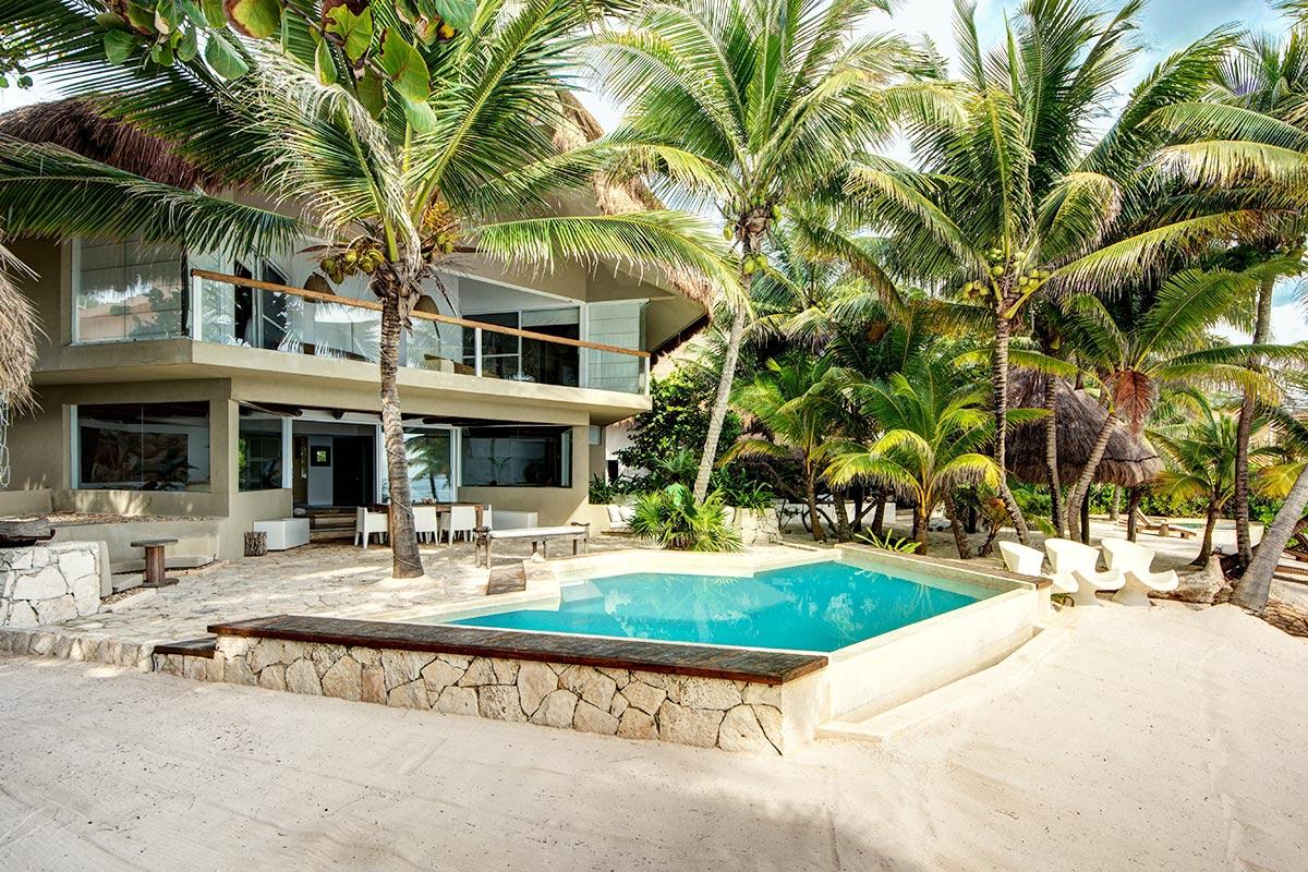 Villa Corazon yourescape Riviera Maya Mexico