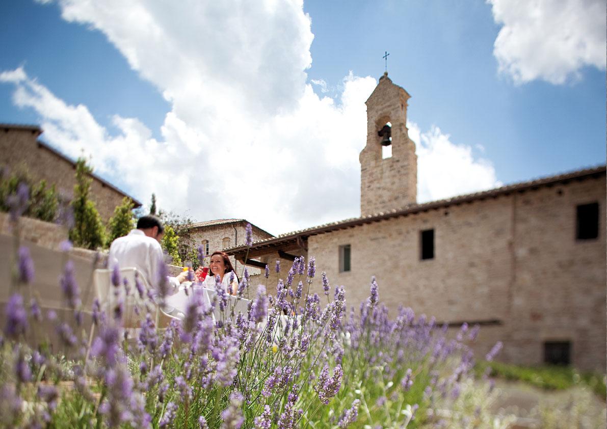 Italy Assisi Nun Resort2