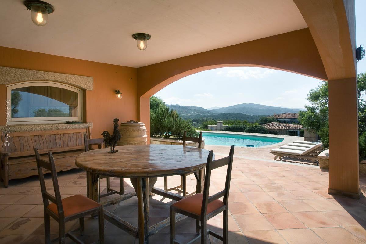 Villa Panoramica Sardinia Italy yourescape-06