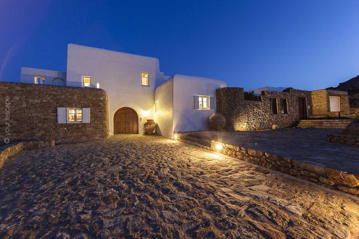 Villa Selene Mykonos Greece yourescape-05