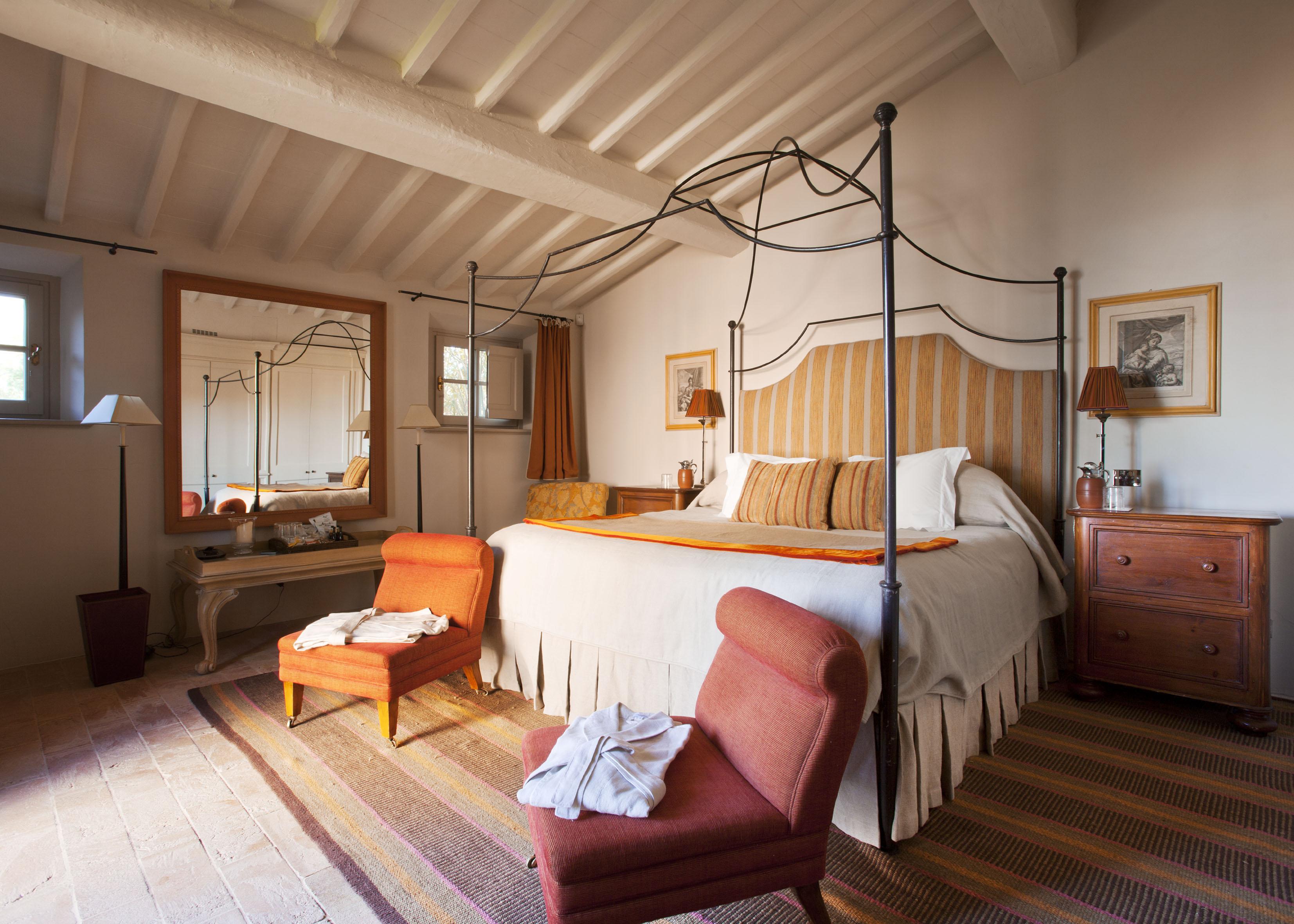 Villa Chuisa Bedroom