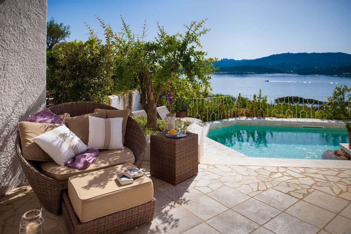 41 LuxurySuite Villa del golfo A