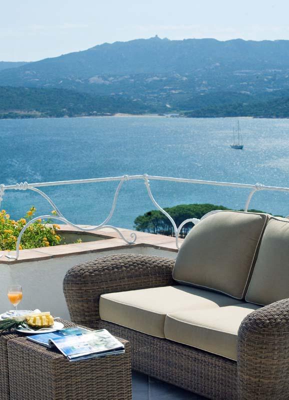 45 LuxurySuite Villa del golfo G