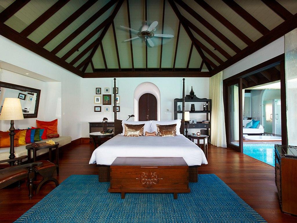 Maldives Anantara Kihavah 3  villas