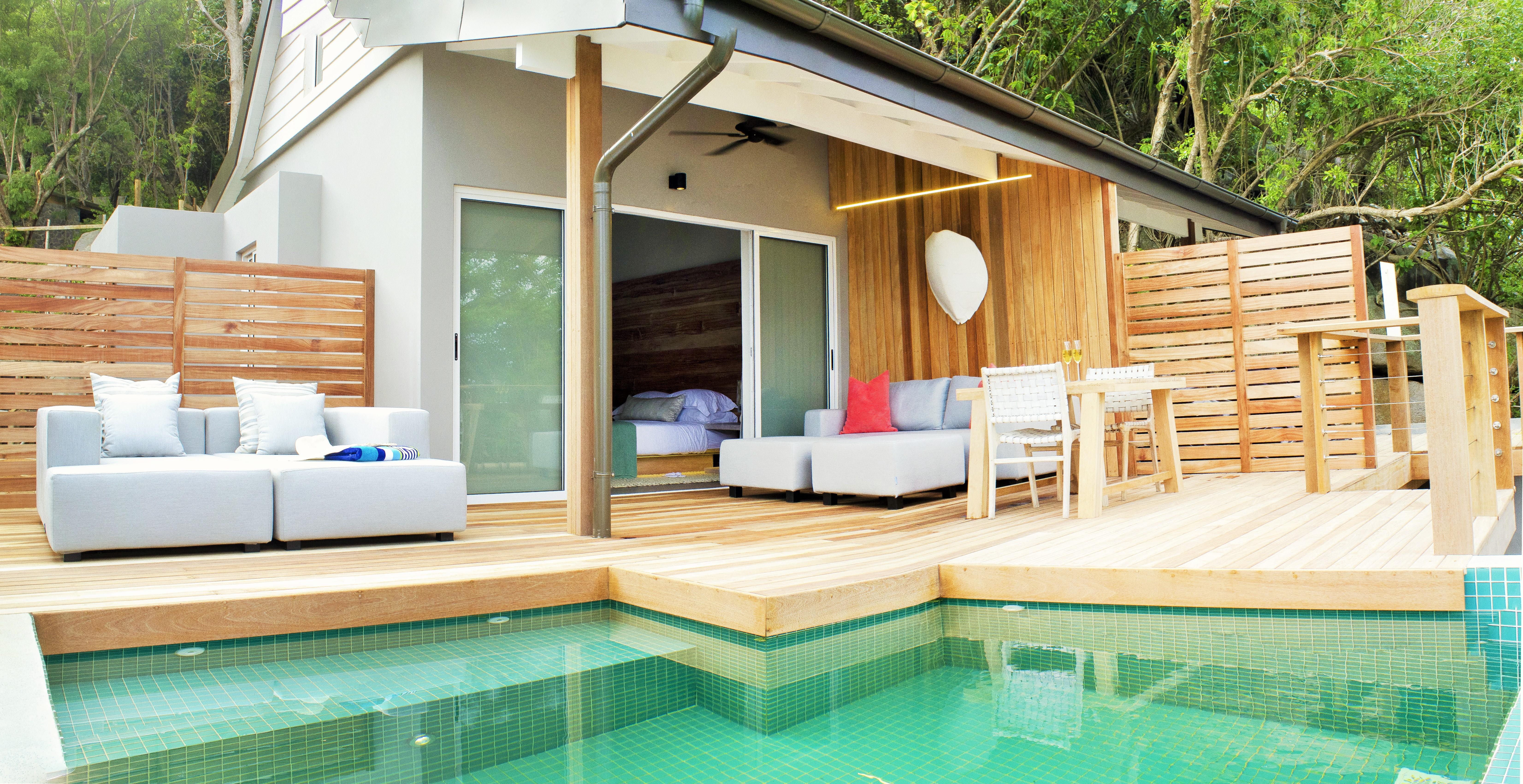 Carana Beach - villa