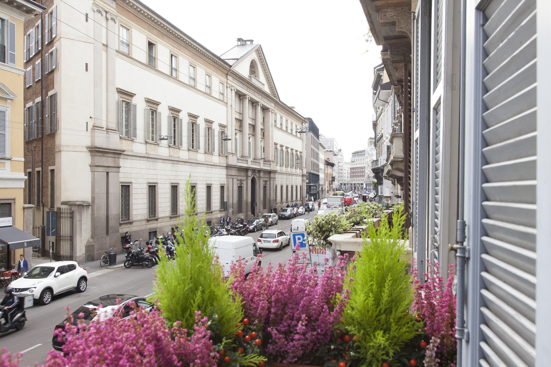 Downtown in Milan