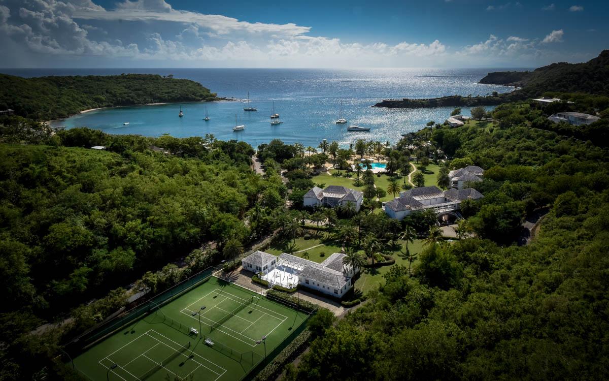Inn English Harbour Antigua your escape overview