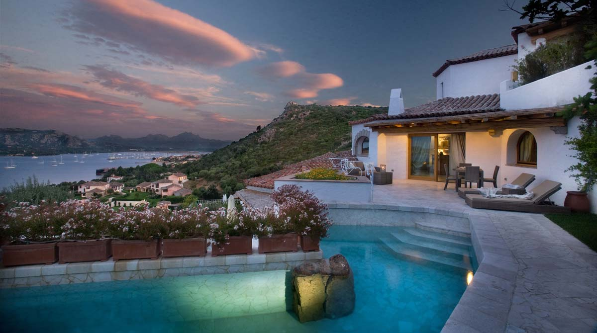 42 LuxurySuite Villa del golfo B