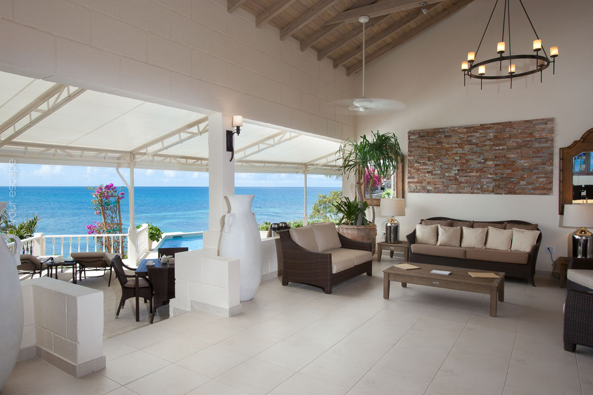 Blue Waters_Spa Reception-your escape