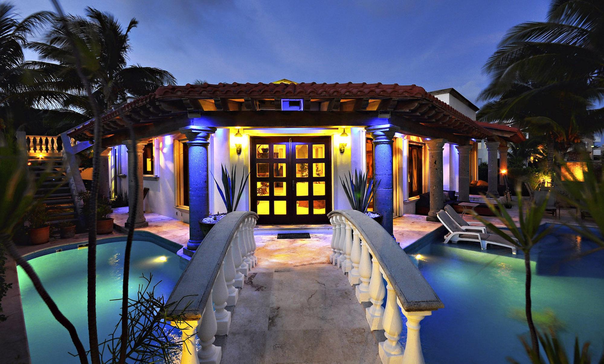 Villa Azurro_yourescape_Playa_del_Carmen_Riviera_Maya_Mexico_2