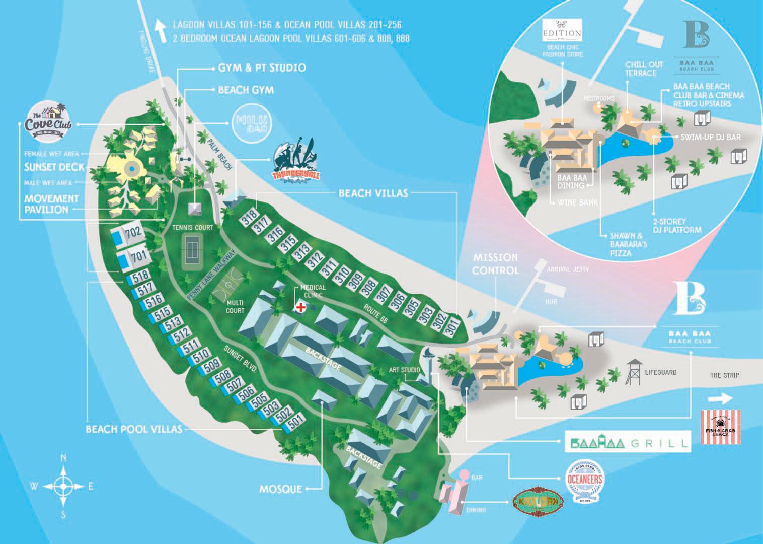 Finolhu Resort in the Maldives Baa Atoll your escape (44)