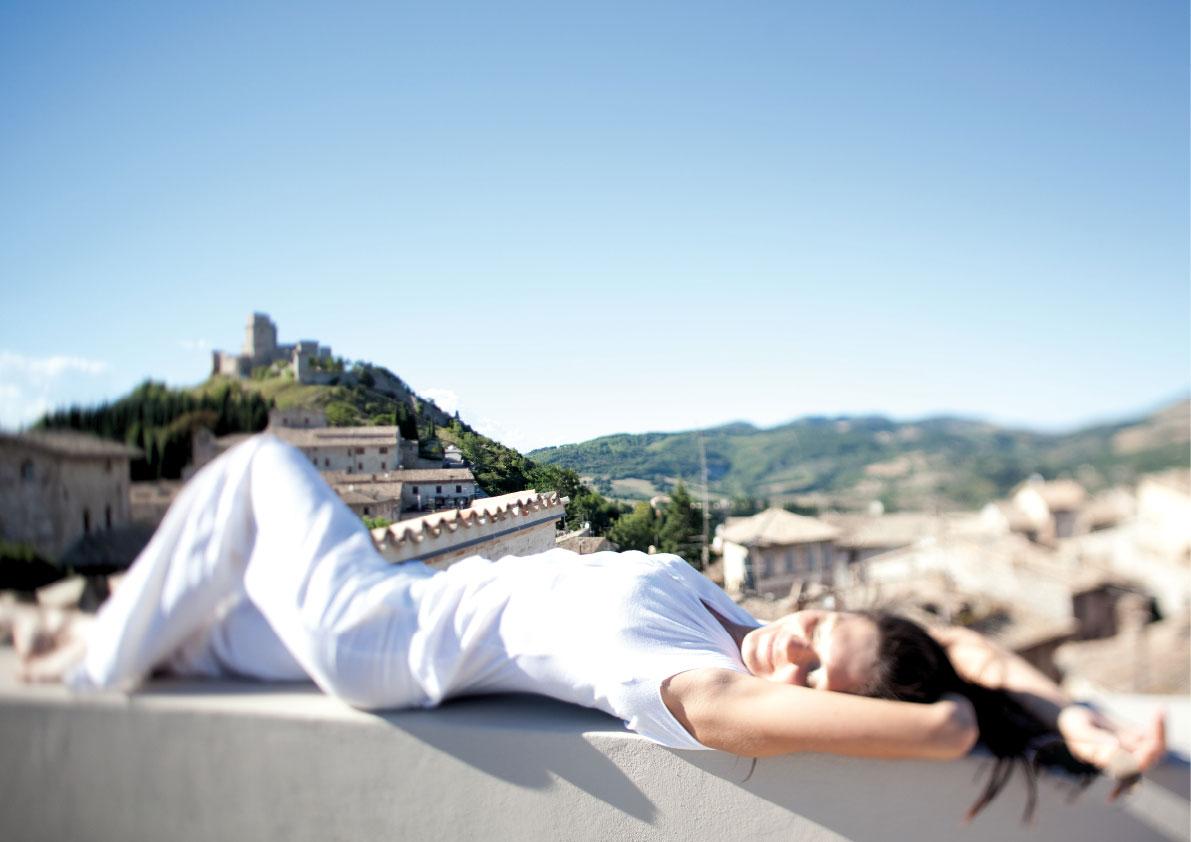Italy Assisi Nun Resort4