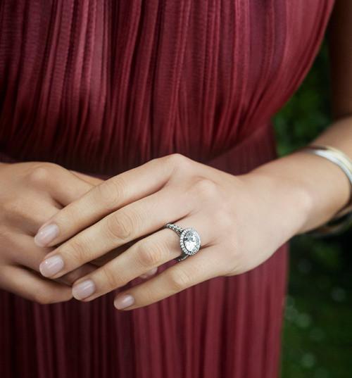Verlobungsring von Cartier