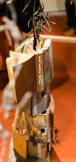 Babel de libros. Detalle