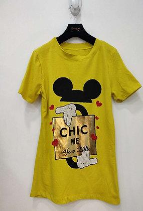 """T-shirt """" chic me """""""