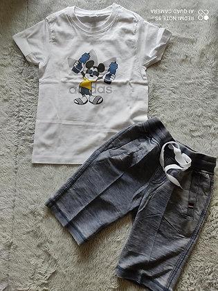 ensemble short-t-shirt inspi