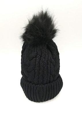 Bonnet doublé polaire