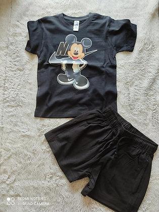 ensemble short-t-shirt