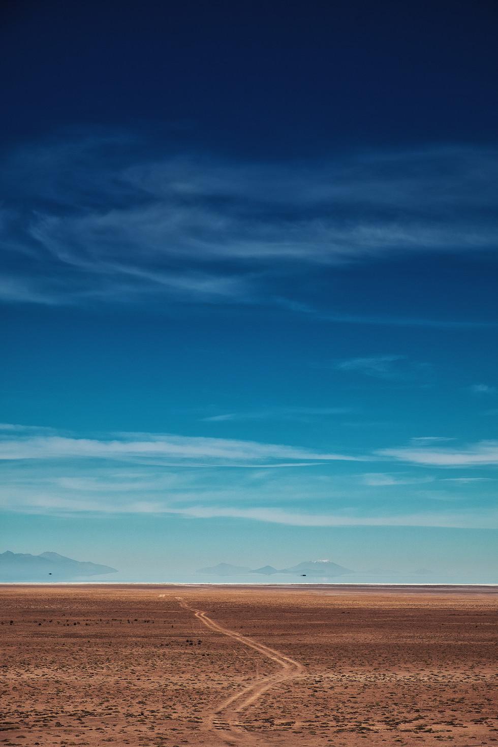 볼리비아-우유니사막