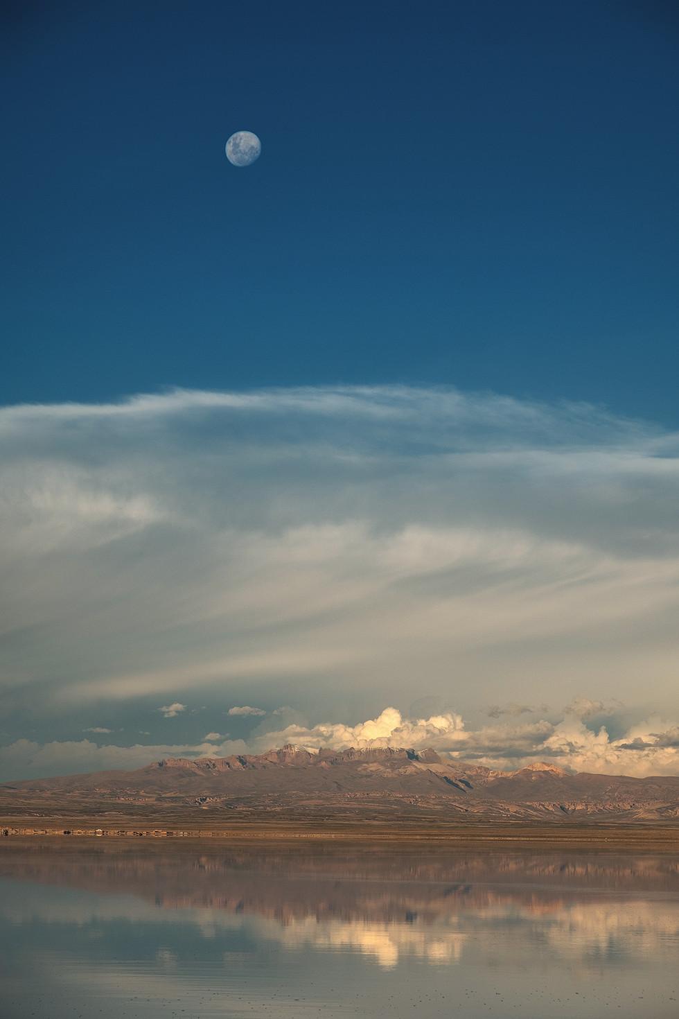 볼리비아-우유니 소금사막