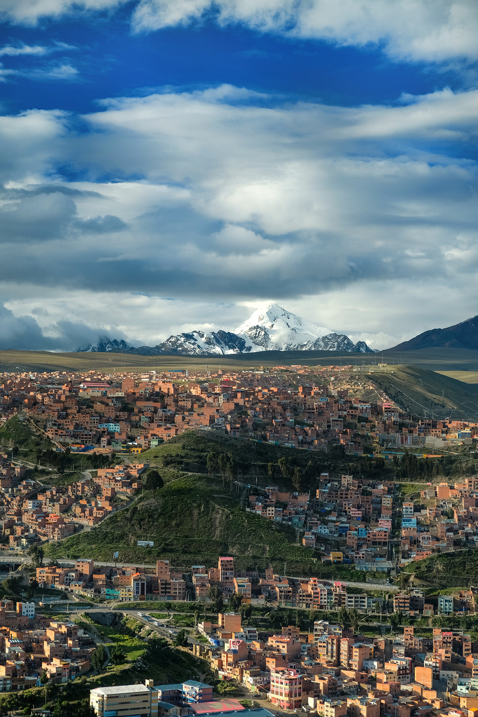 볼리비아-라파즈