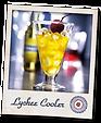 Lychee Cooler