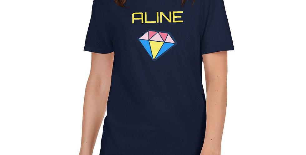 Diamond Short-Sleeve T-Shirt