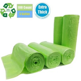 Biodegradable Large Trash Bags