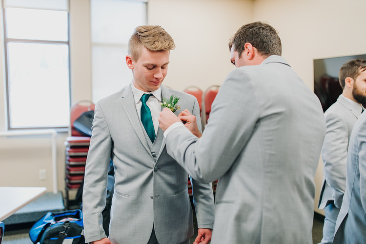 Getting Ready for the Wedding