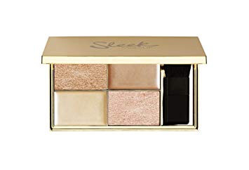 Sleek MakeUP's Highlighter Palette in the color Cleopatras Kiss.