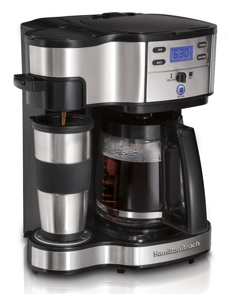 Hamilton Beach 2 Way Coffee Maker From Target
