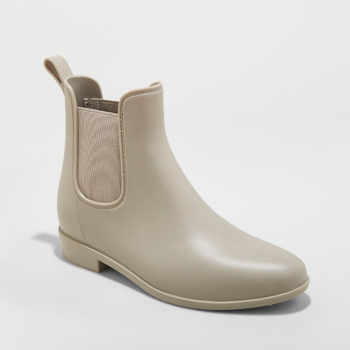 Women's Chelsea Rain Boots - A New Day™ From Target