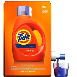 Your Favorite Tide Formula In A Box!