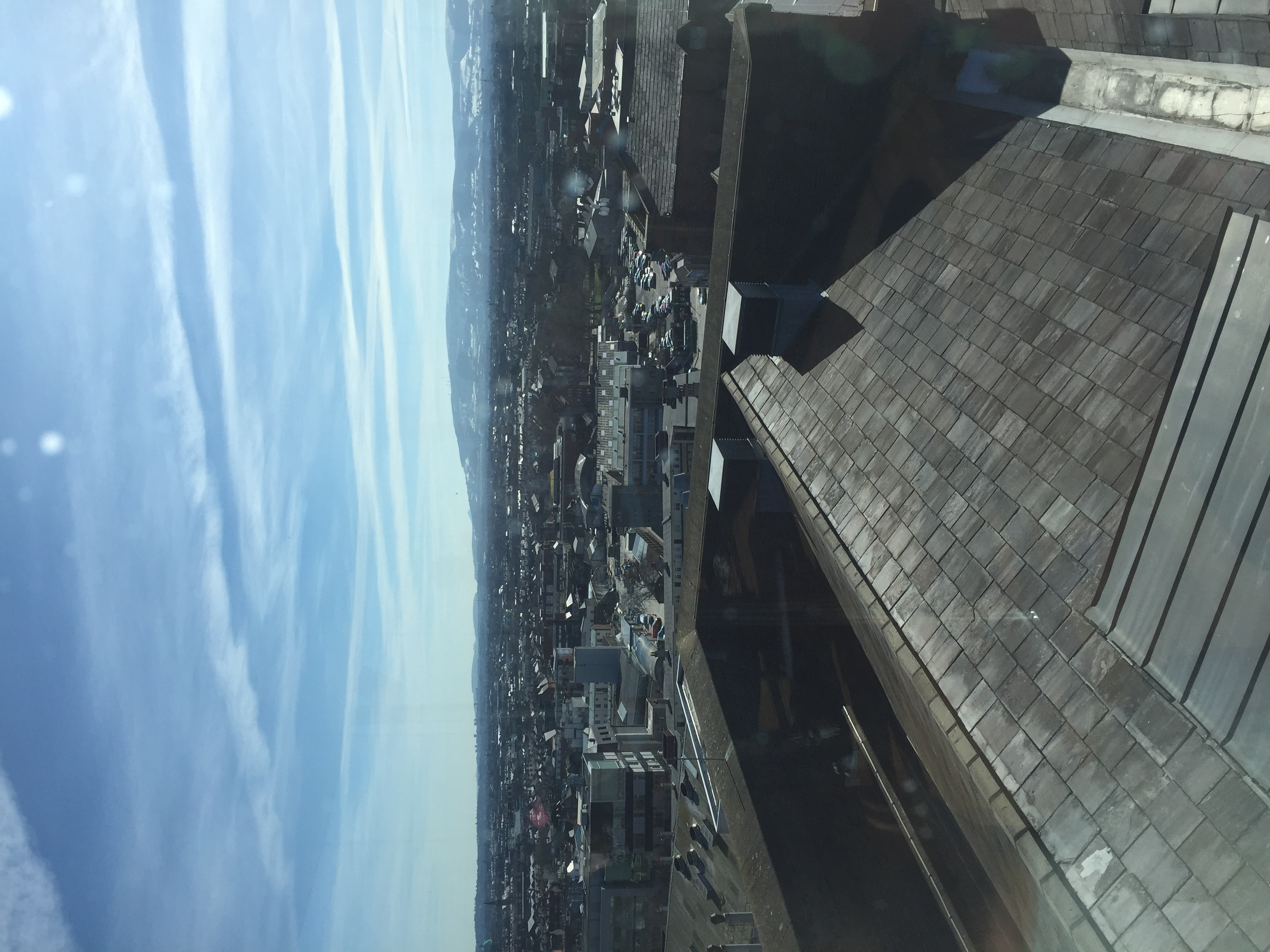 Top of the Guinness Brewery
