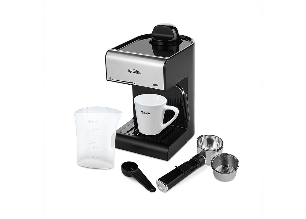 Mr. Coffee Espresso and Cappuccino Maker From Target