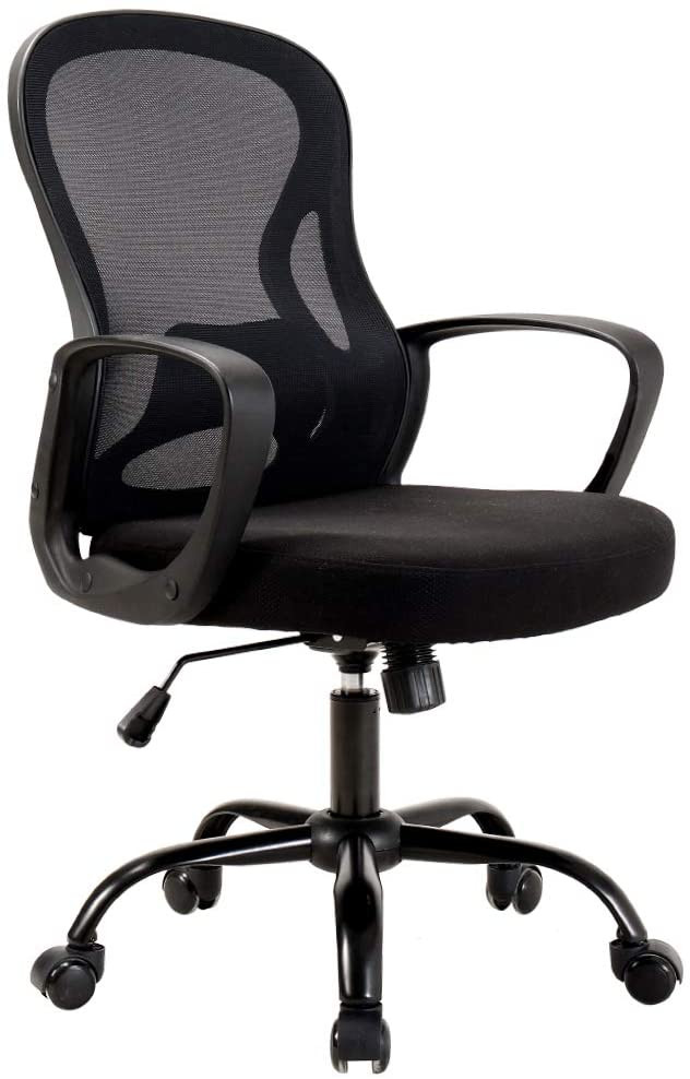 Black Office Chair From Amazon