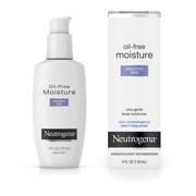Neutrogena Oil-Free Daily Facial Moisturizer (for Sensitive Skin