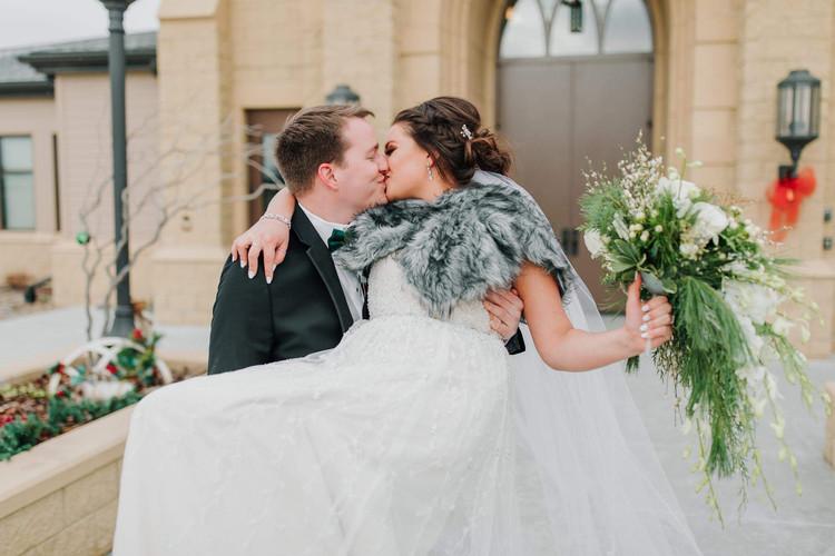 Mark and Jen Wedding