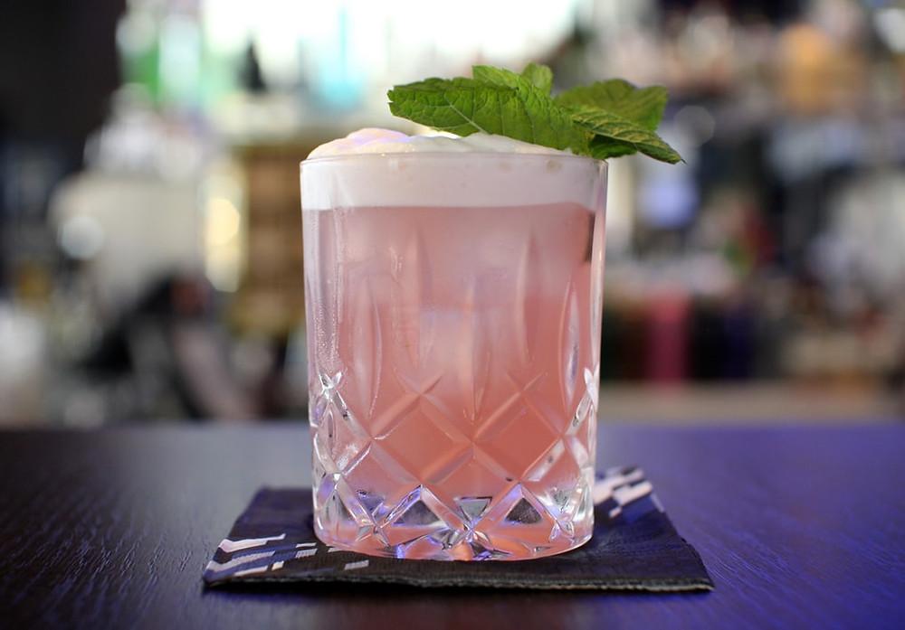 The Irish Pink Drink