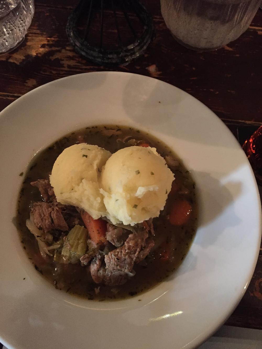 Irish/Guinness Stew