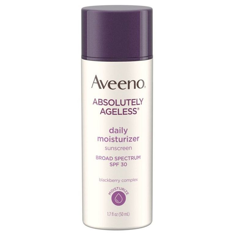 Aveeno Absolutely Ageless Daily Moisturizer with SPF 30 From Ulta