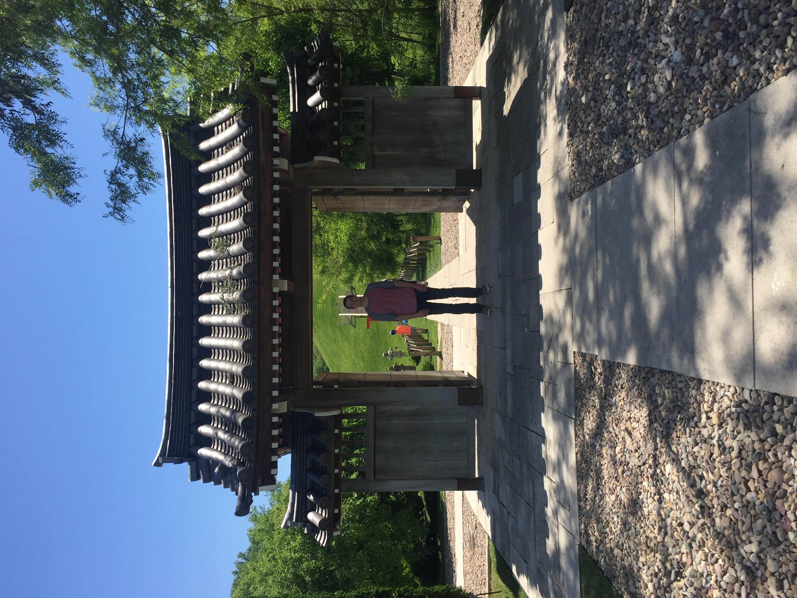Lauritzen Gardens with Mark Gibbs
