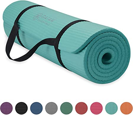 Gaiam Yoga Mat From Amazon - Available In A Variety of Colors!