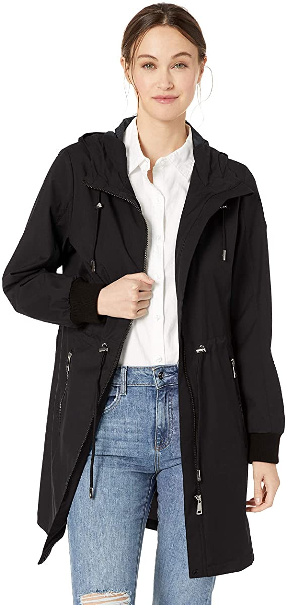 Black Calvin Klein Jacket From Amazon