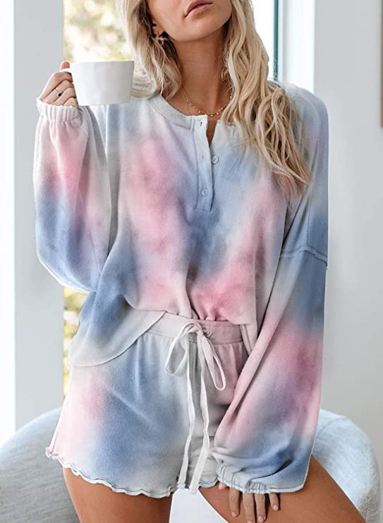 Tie Dye Sweat Set From Amazon - Variety of Colors