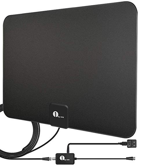 Black Tv Antenna to help with Dog Training