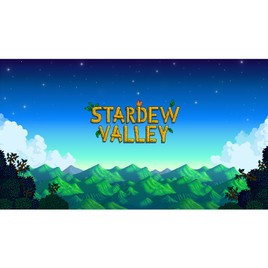 Stardew Valley Nintendo Switch Video Game