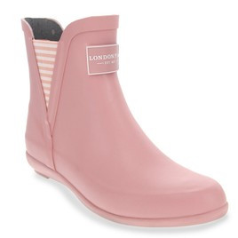 London Fog Pink Rain boots from Kohl's