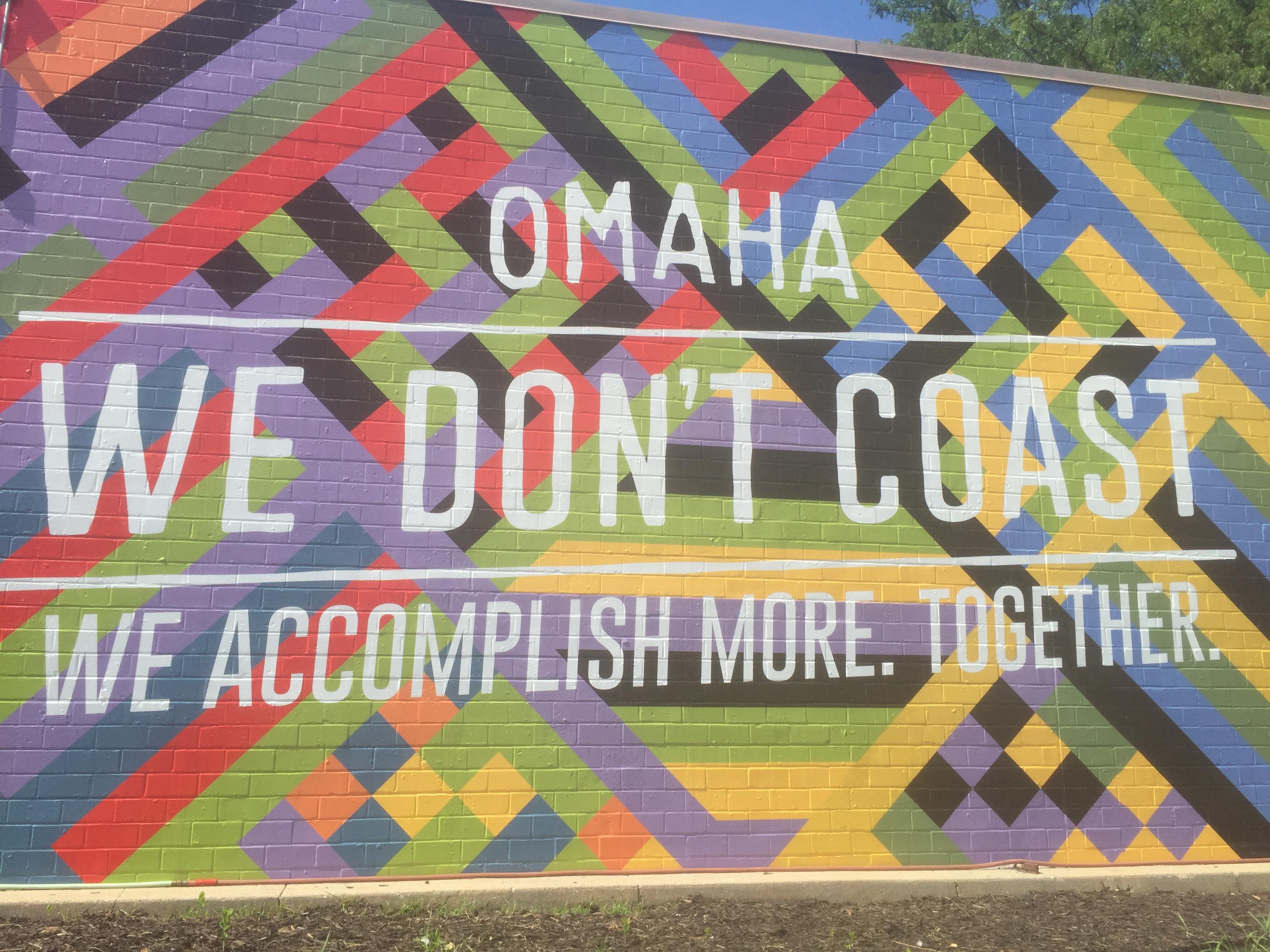 City of Omaha - We Don't Coast